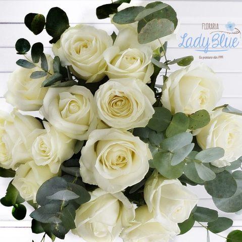 Buchet de trandafiri B1