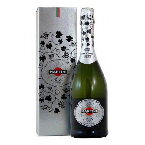 Martini Asti Gift Box Champagne