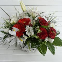 Aranjament floral in cos AF77