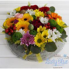 Tort floral AF82