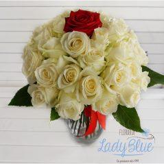Buchet trandafiri B81