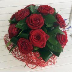 Buchet trandafiri B101