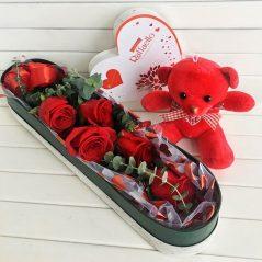 Aranjament Valentine's Day