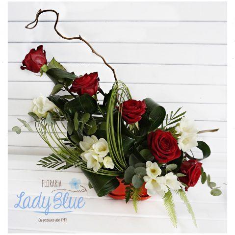 Aranjament floral AF40