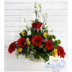 Aranjament floral in cos AF60
