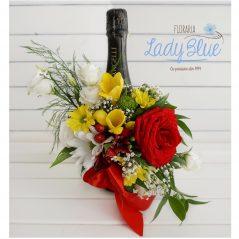 Aranjament floral aniversar