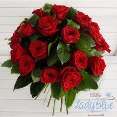 Buchet trandafiri B90