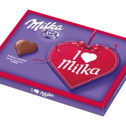 I LOVE MILKA