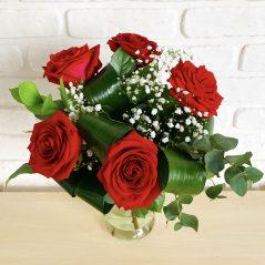 Buchet trandafiri B5