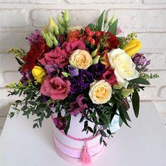 Cutie cu flori mixte AF 125