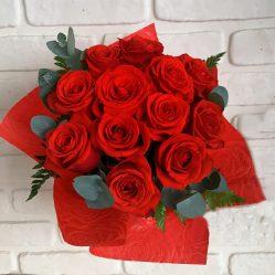 Buchet trandafiri B15