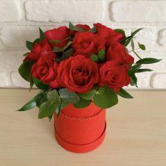 Aranjament trandafiri AF9