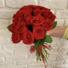 Buchet trandafiri rosii B21