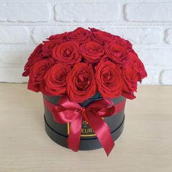 Trandafiri in cutie AF98