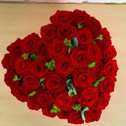 Inima din trandafiri AF100