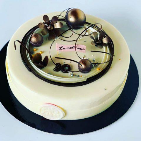 Tort Rouge Ciocolata