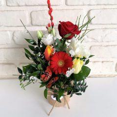 Martisor floral AF108