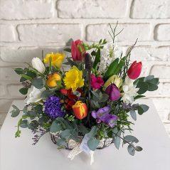 Flori de primavara in cos AF214