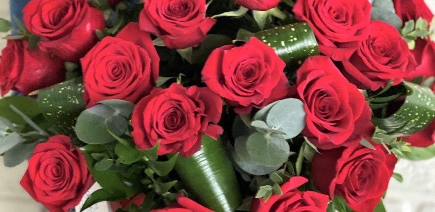 Ziua îndrăgostiților. Aici găsești cele mai spectaculoase flori!