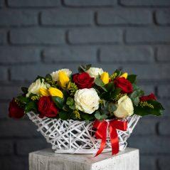 Trandafiri si lalele AF811