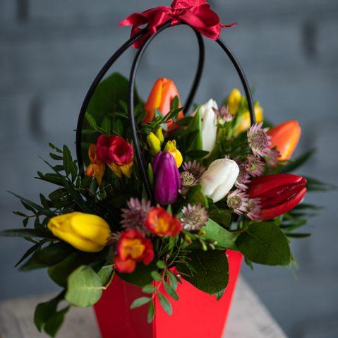 Flori de primavara  AF151