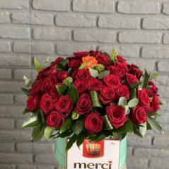 Trandafiri și Bomboane