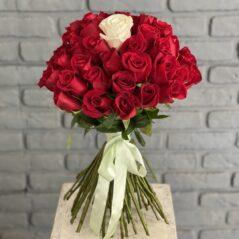 Buchet trandafiri B811